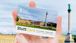 StuttCard - sitibi KOMMUNIKATION GmbH Stuttgart